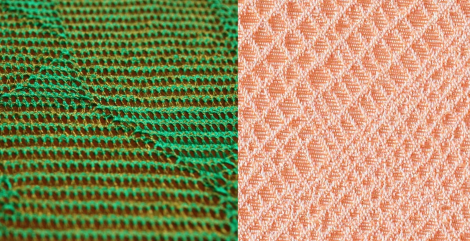 Жаккардовое плетение станок
