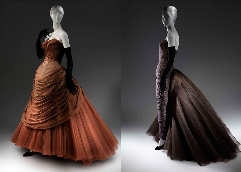 исторические платья из тюля