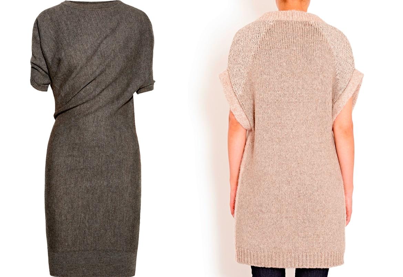 платья из шерсти альпаки