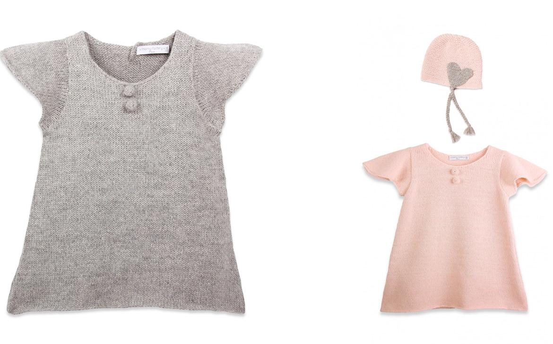 детская одежда из альпаки